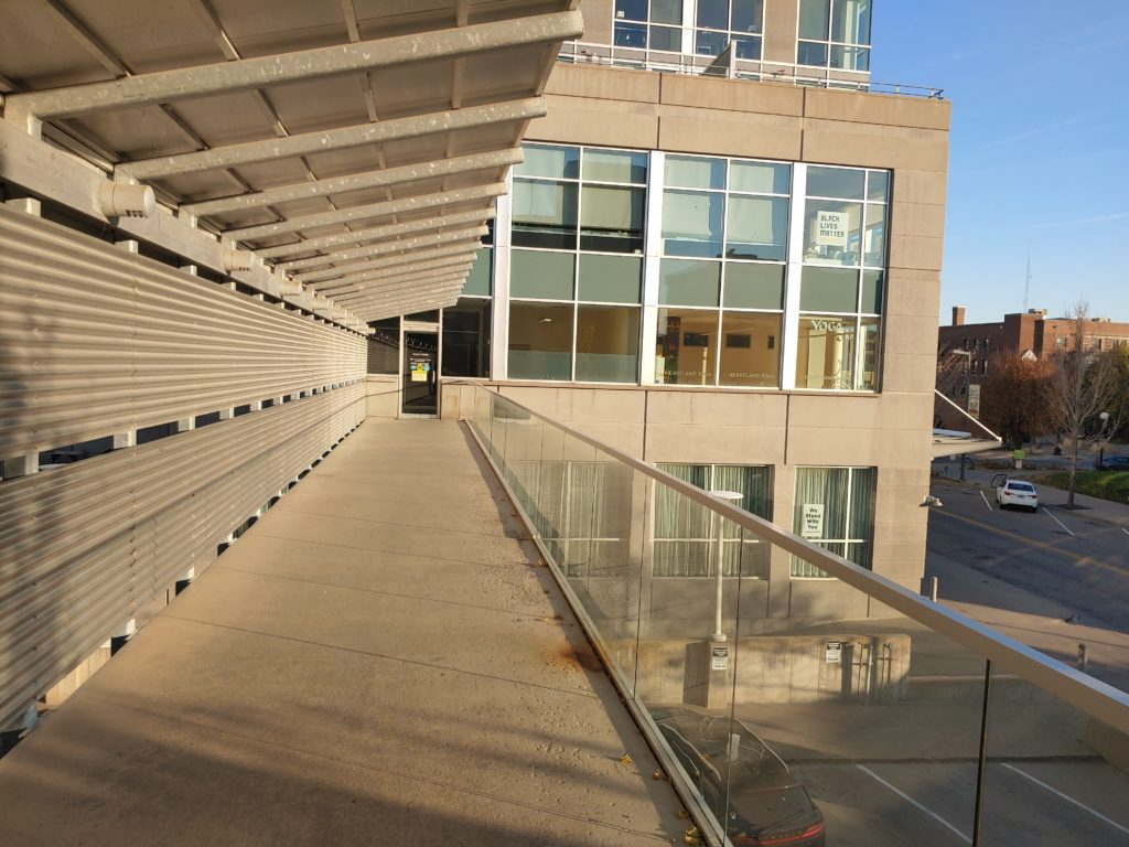 Skywalk to Eastwind